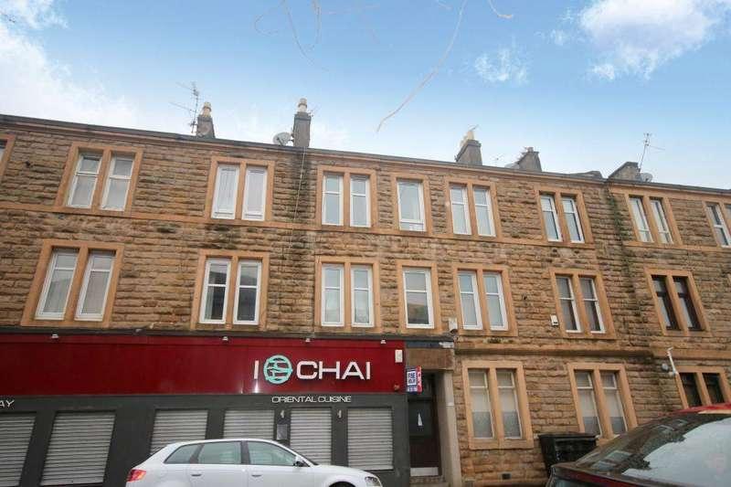 1 Bedroom Flat for sale in 2/2, 1017 Crow Road, Anniesland, Glasgow, G13 1JP