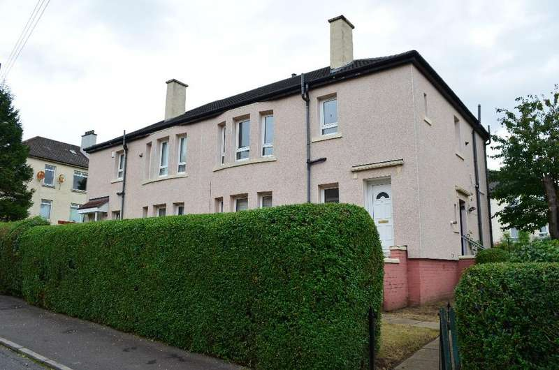 2 Bedrooms Flat for sale in Birchfield Drive, Scotstoun, Glasgow, G14 9AS