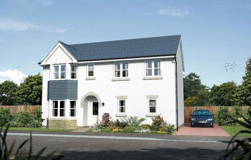 4 Bedrooms Detached Villa House for sale in Lairds Gate, The Hollandswood, Stewarton, East Ayrshire, KA3 3DY