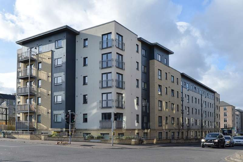 2 Bedrooms Flat for sale in Newhaven Road, Newhaven, Edinburgh, EH6 5PD