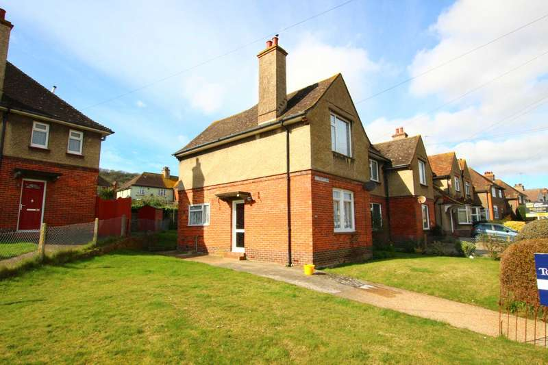 3 Bedrooms Semi Detached House for sale in Cavalry Crescent, Eastbourne, BN20 8PE