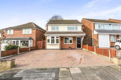 3 Bedrooms Detached House for sale in Park Farm Road, Great Barr, Birmingham, West Midlands