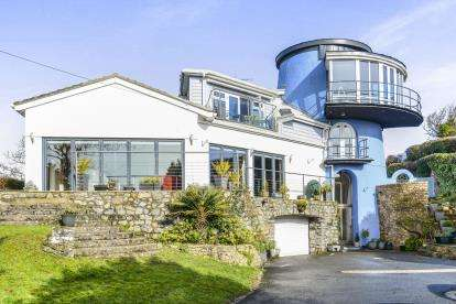 4 Bedrooms Detached House for sale in Red Wharf Bay, Anglesey, North Wales, United Kingdom, LL75
