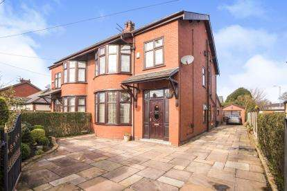 5 Bedrooms Semi Detached House for sale in Ribbleton Avenue, Preston, Lancashire, PR1