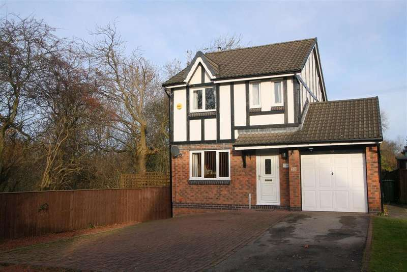 3 Bedrooms Detached House for sale in Newburn Court, Newton Aycliffe