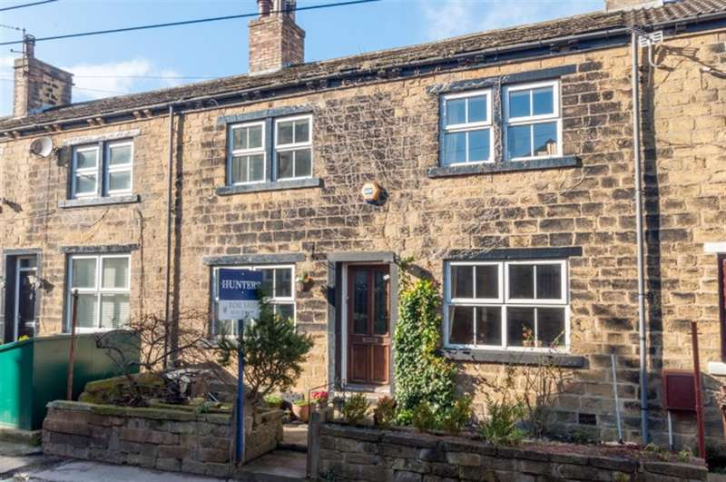 3 Bedrooms Terraced House for sale in Ivy Cottage, 8 The Ivies, Pudsey, LS28