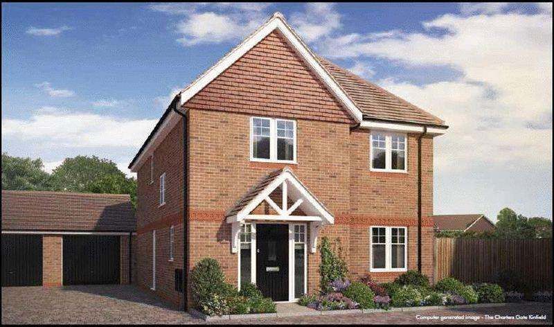 3 Bedrooms Detached House for sale in North Common Road, Wivelsfield Green