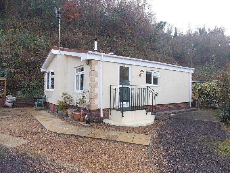 2 Bedrooms Park Home Mobile Home for sale in Mount Park, Bostal Road, Steyning