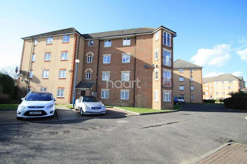 2 Bedrooms Flat for sale in Arncroft Court