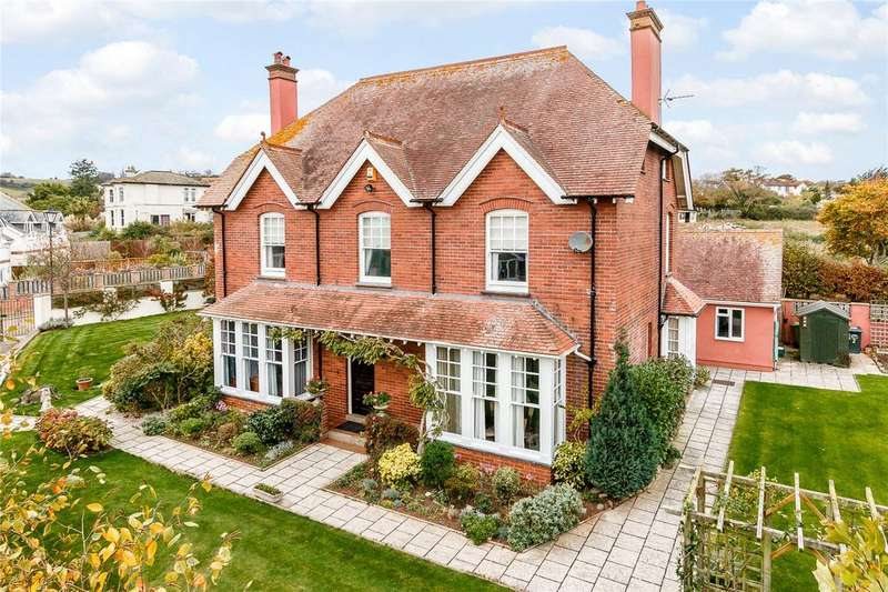 5 Bedrooms Detached House for sale in Channel View Lane, Holcombe, Dawlish, Devon, EX7