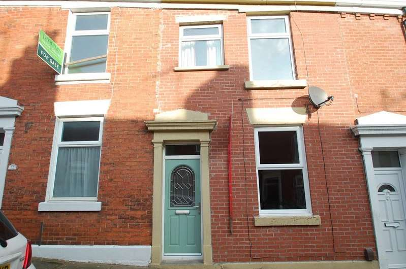 3 Bedrooms Terraced House for sale in Pemberton Street, Roe Lee, Blackburn