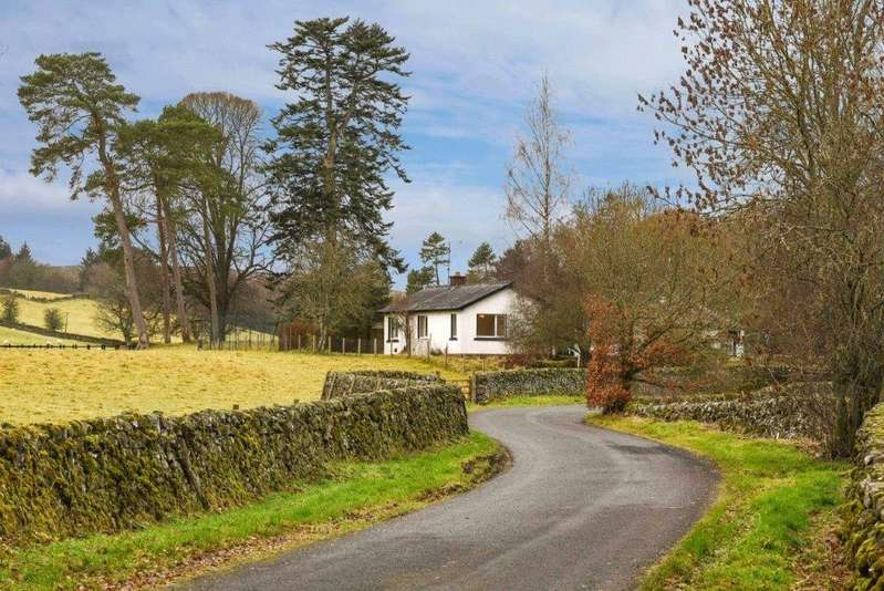 3 Bedrooms Detached Bungalow for sale in Craigview, Dunscore, Dumfries, Dumfries and Galloway, DG2