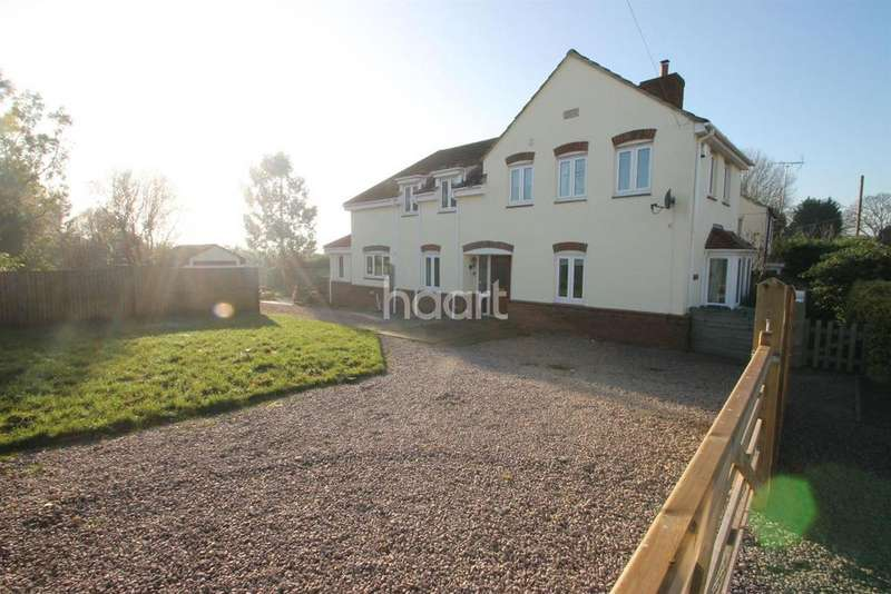 4 Bedrooms Detached House for sale in Tydd Gote