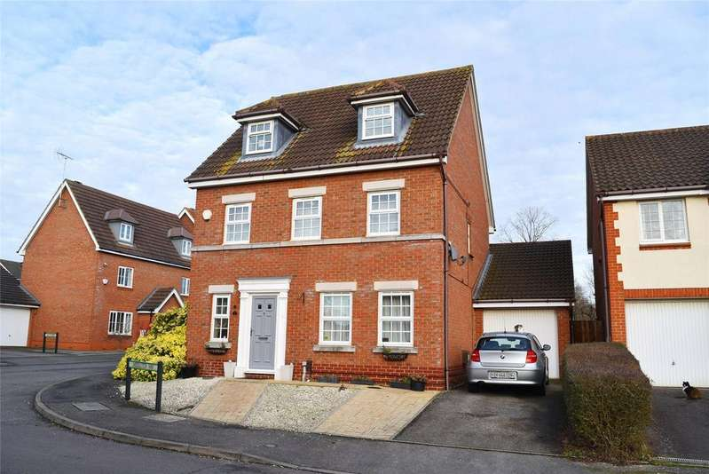 6 Bedrooms Detached House for sale in Middleton Way, Leighton Buzzard