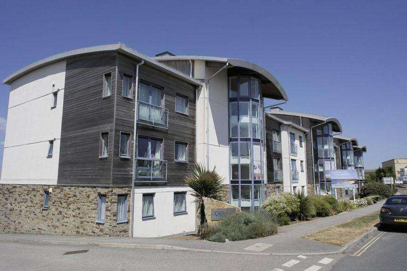 2 Bedrooms Apartment Flat for sale in Ocean 1, Pentire