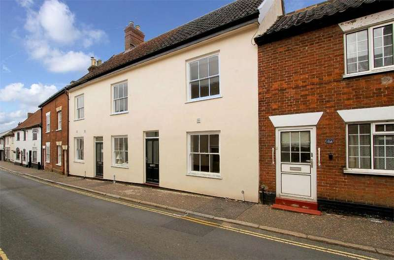 3 Bedrooms Terraced House for sale in Damgate Street, Wymondham, Norfolk