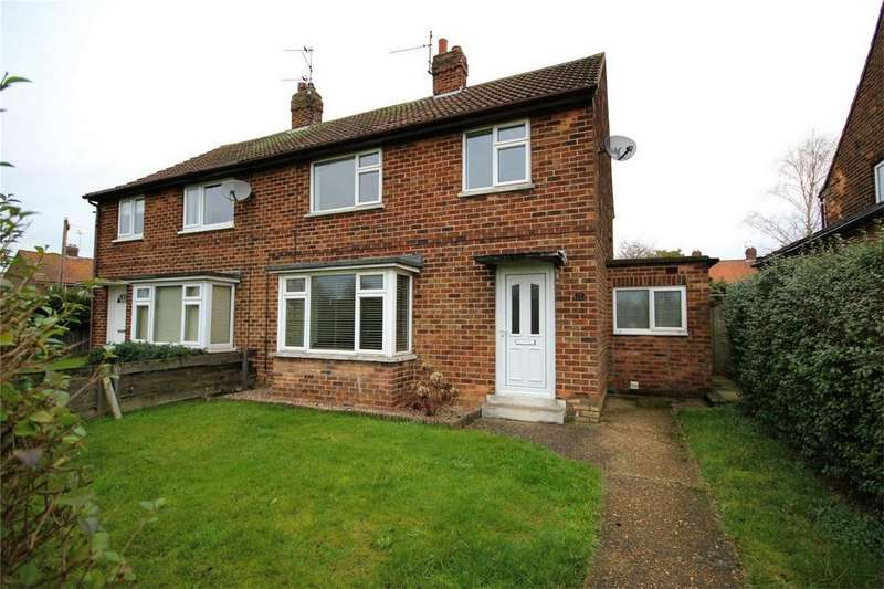 3 Bedrooms Semi Detached House for sale in Humber Crescent, Brough, East Riding of Yorkshire