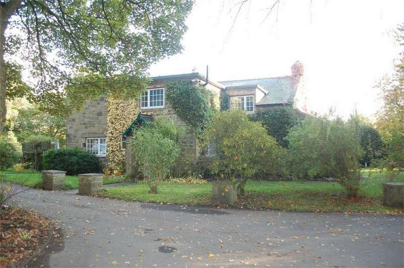 5 Bedrooms Detached House for sale in Main Road, Ovingham, Prudhoe, Northumberland
