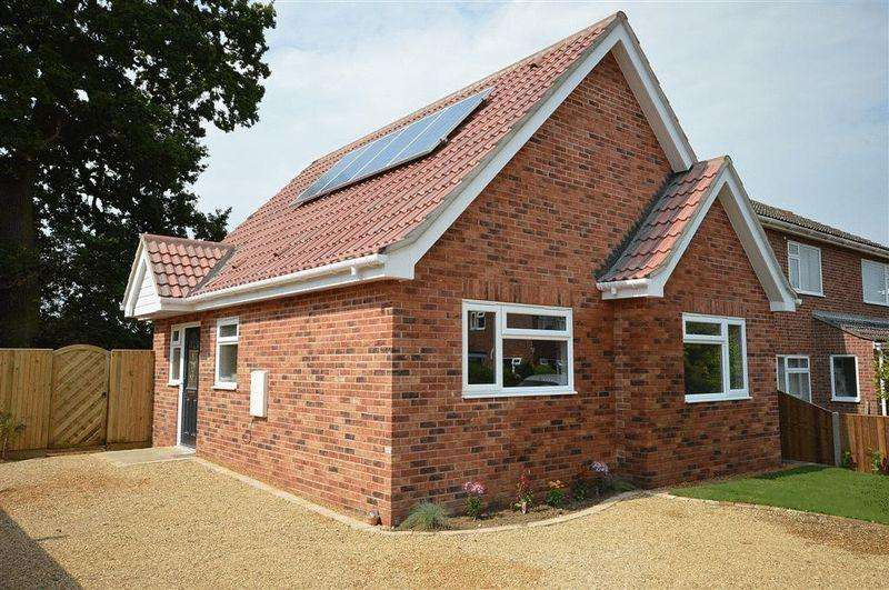 2 Bedrooms Detached House for sale in Vincent Place, Watton