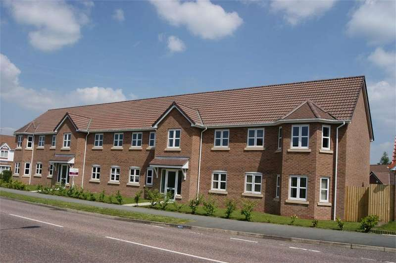 2 Bedrooms Flat for sale in St Davids Court, Ewloe, Flintshire