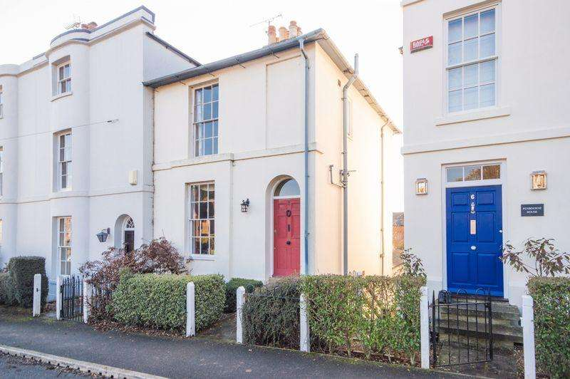 3 Bedrooms End Of Terrace House for sale in Bridge