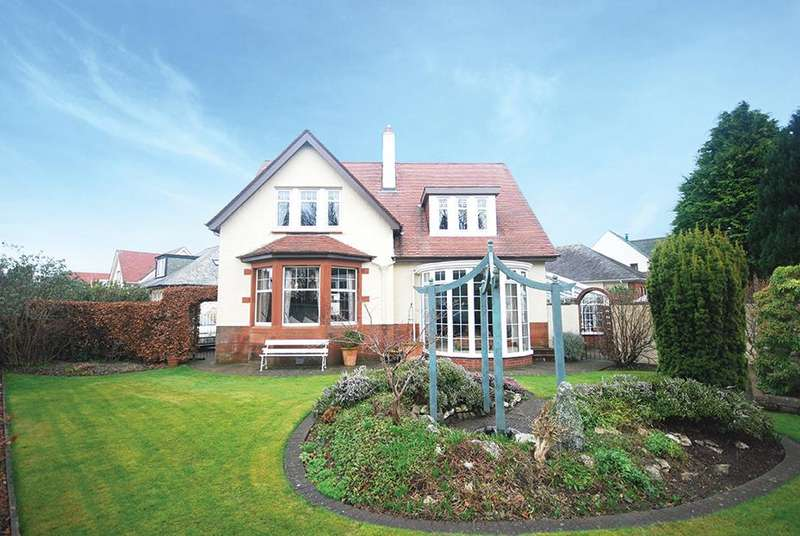 3 Bedrooms Detached Villa House for sale in Fairways, Monument Road, Ayr, KA7 2UD