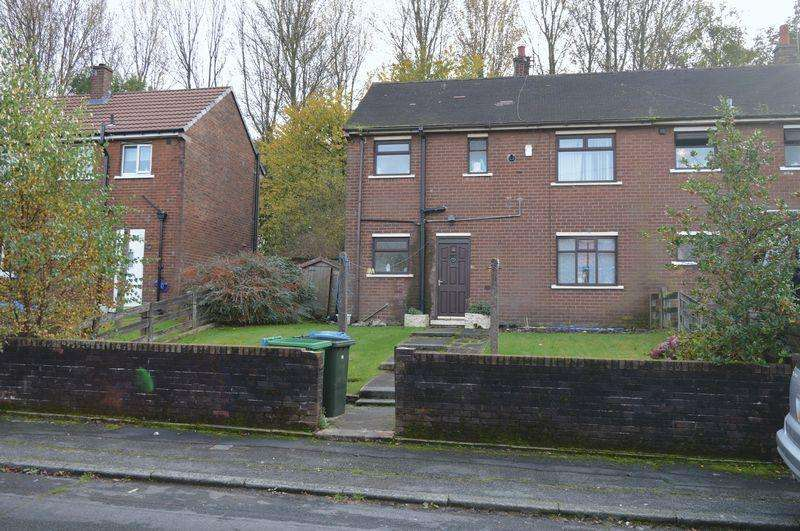 3 Bedrooms Semi Detached House for sale in Gerrard Street, Rochdale