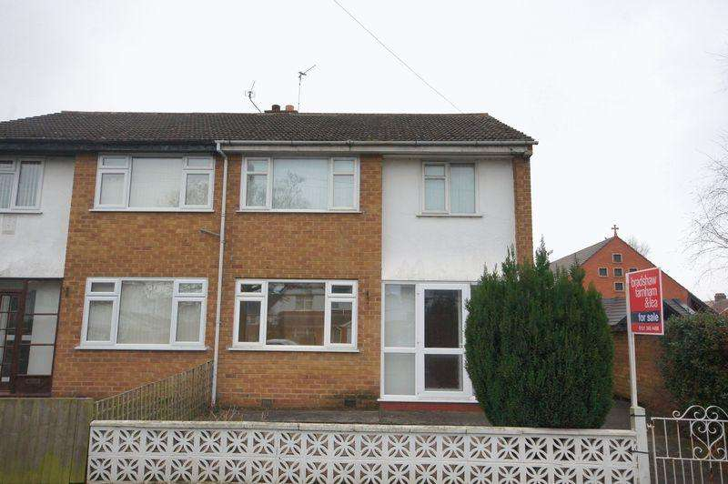 3 Bedrooms Semi Detached House for sale in Pensby Road, Wirral