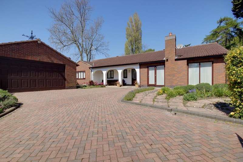 4 Bedrooms Detached Bungalow for sale in Spinneycroft Close, Melton Road, North Ferriby