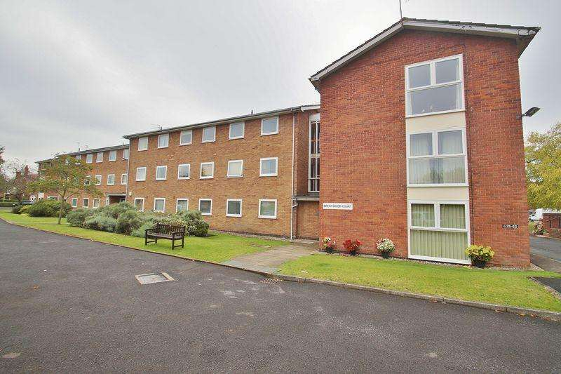 1 Bedroom Apartment Flat for sale in Brentwood Court, Southport