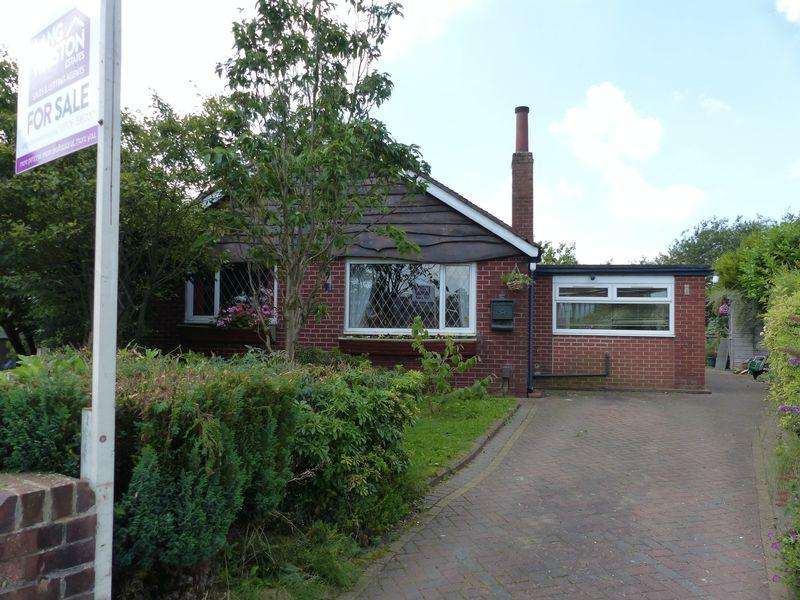2 Bedrooms Detached Bungalow for sale in Warwick Close, High Crompton