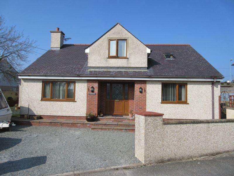 4 Bedrooms Detached House for sale in Mona Street, Amlwch