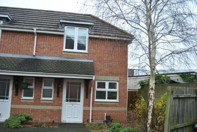 2 Bedrooms Terraced House for sale in Malmesburry Park Place , Bournemouth