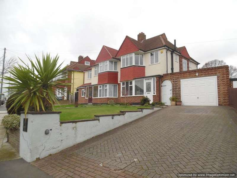 3 Bedrooms Semi Detached House for sale in Kingsbridge Road, Morden SM4