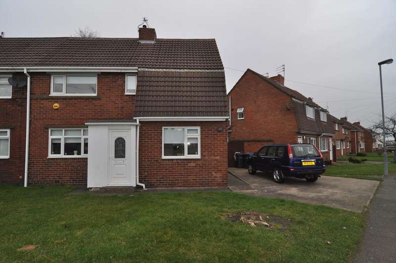 4 Bedrooms Semi Detached House for sale in Chestnut Avenue, Spennymoor DL16