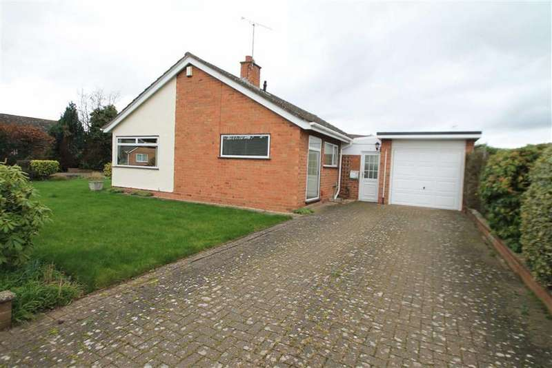 3 Bedrooms Detached Bungalow for sale in Abbeygate Walk, Bangor On Dee, Wrexham