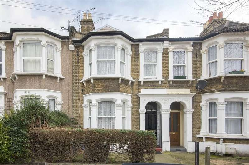 5 Bedrooms Terraced House for sale in Roding Road, London, E5