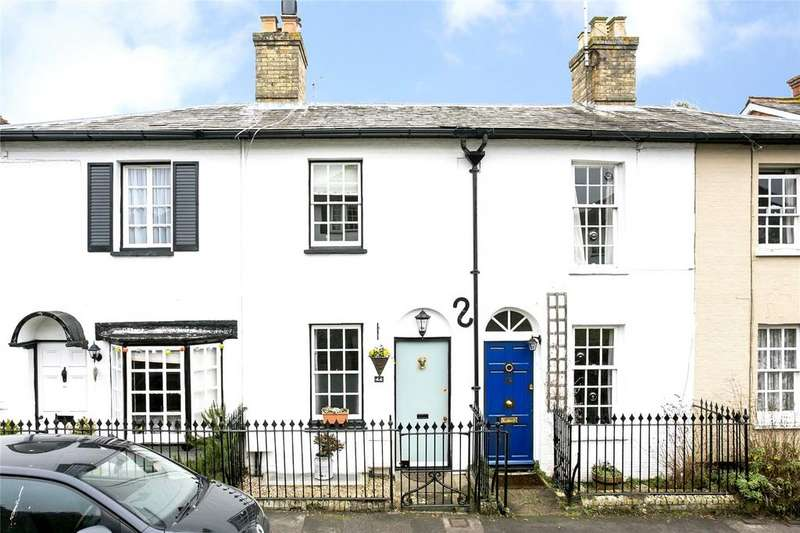 2 Bedrooms Terraced House for sale in Chipstead Lane, Riverhead, Sevenoaks, Kent