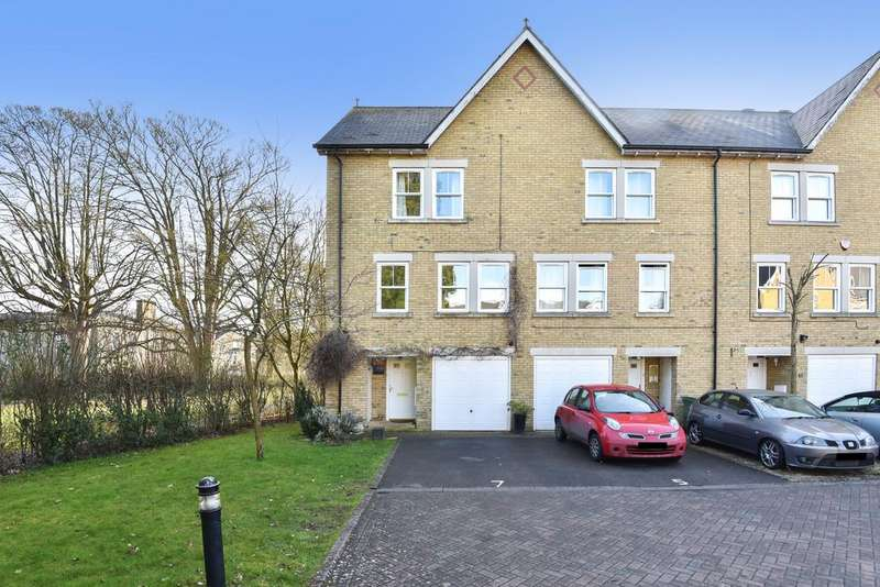 4 Bedrooms Town House for sale in Angelica Square, Barming