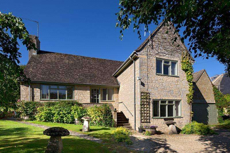 3 Bedrooms Detached House for sale in Lower End, Ramsden, Chipping Norton, Oxfordshire, OX7