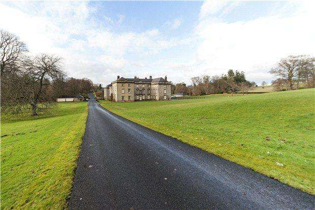 3 Bedrooms Terraced House for sale in Garden Wing, Callaly Castle, Callaly, Alnwick