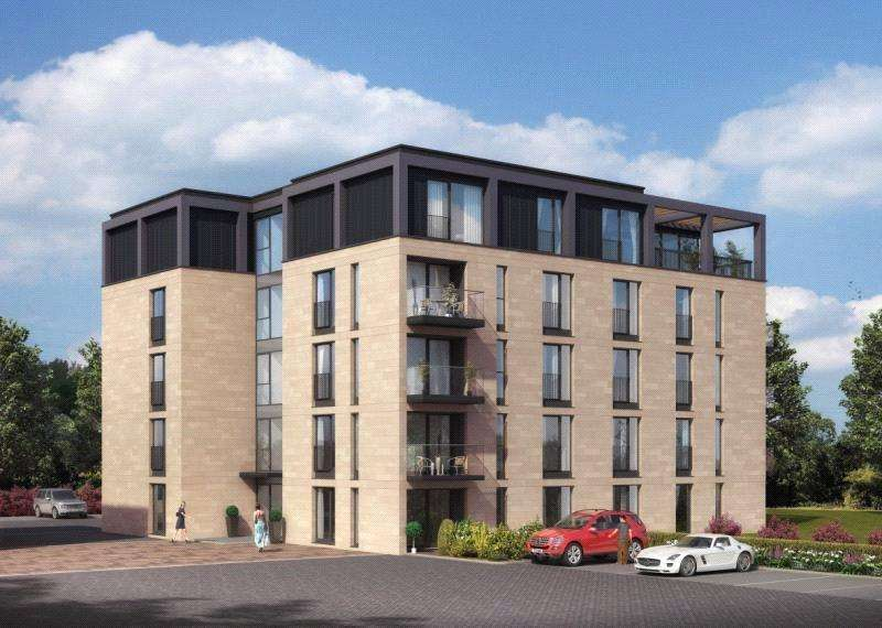 2 Bedrooms Apartment Flat for sale in 2 Bed Apartment - Woodcroft, Pitsligo Road, Edinburgh, Midlothian