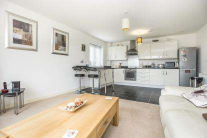 2 Bedrooms Flat for sale in Ashton Bank Way, Ashton-On-Ribble, Preston, Lancashire, PR2