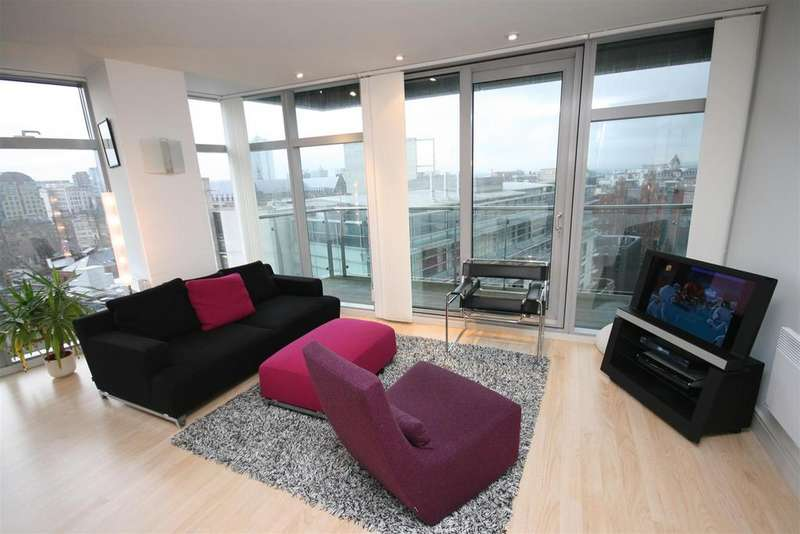 2 Bedrooms Flat for rent in Great Northern Tower, 1 Watson St, Manchester, M3