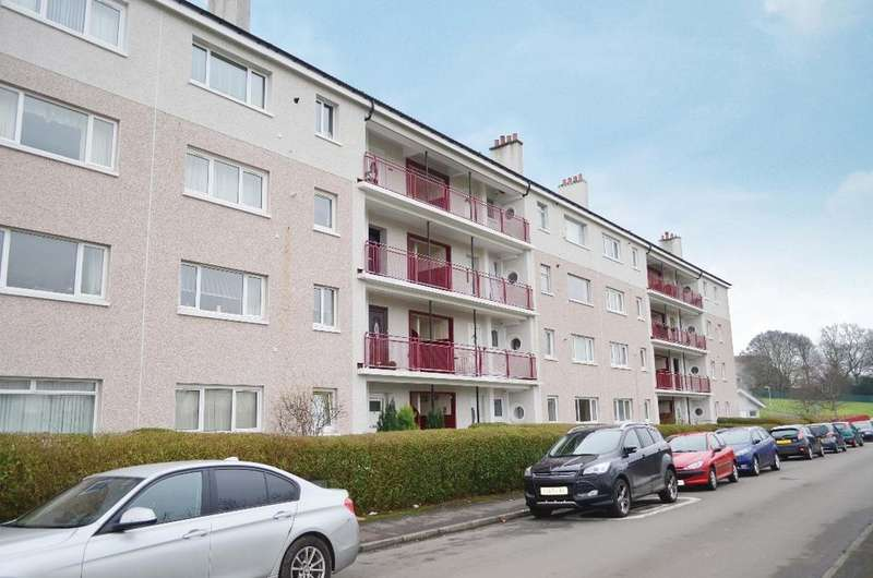 3 Bedrooms Flat for sale in Bonnyrigg Drive, Flat 1/1, Eastwood, Glasgow , G43 1HW