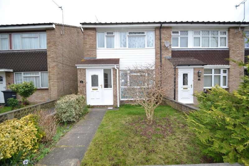 3 Bedrooms Terraced House for sale in Champions Green, Hoddesdon, EN11