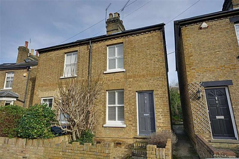 3 Bedrooms Semi Detached House for sale in Molewood Road, Hertford, Herts, SG14