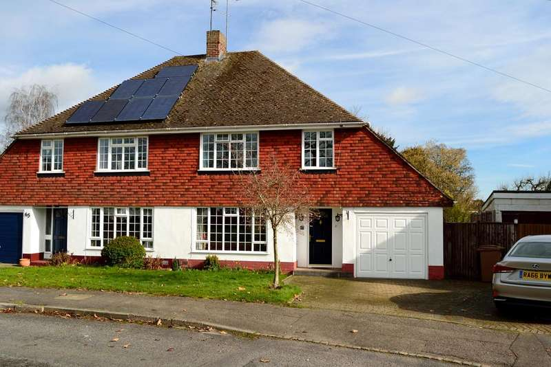 3 Bedrooms Semi Detached House for sale in Avalon Road, Earley, Reading, Berkshire, RG6 7NR