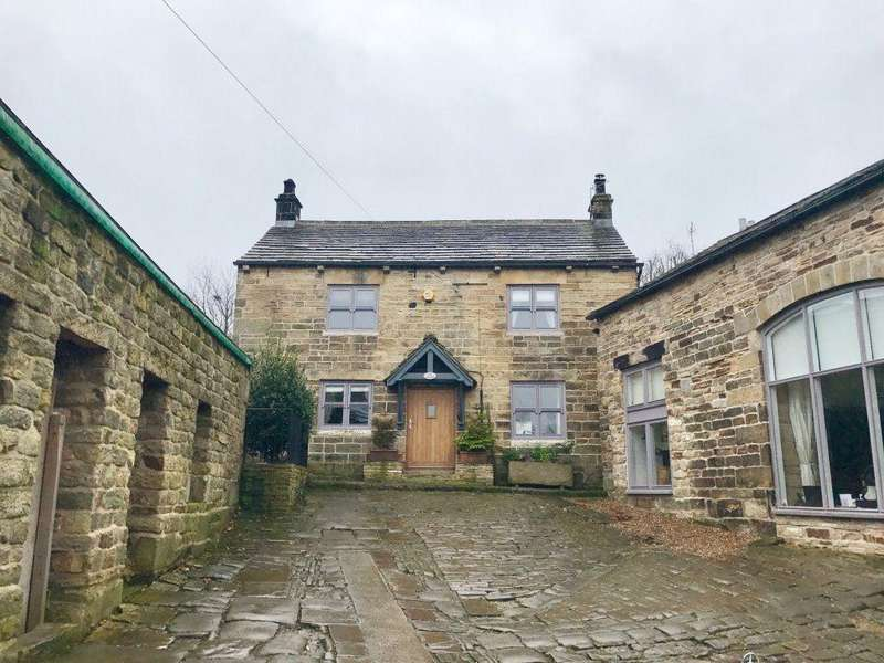 2 Bedrooms Cottage House for rent in The Old Farmhouse, Ewden Valley, Sheffield