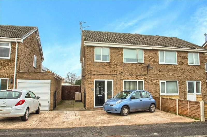 3 Bedrooms Semi Detached House for sale in Rainton Grove, Hartburn